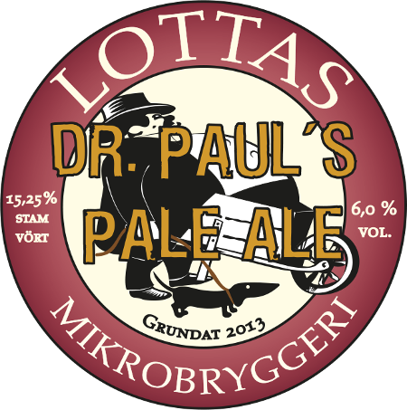 Dr. Paul's Pale Ale